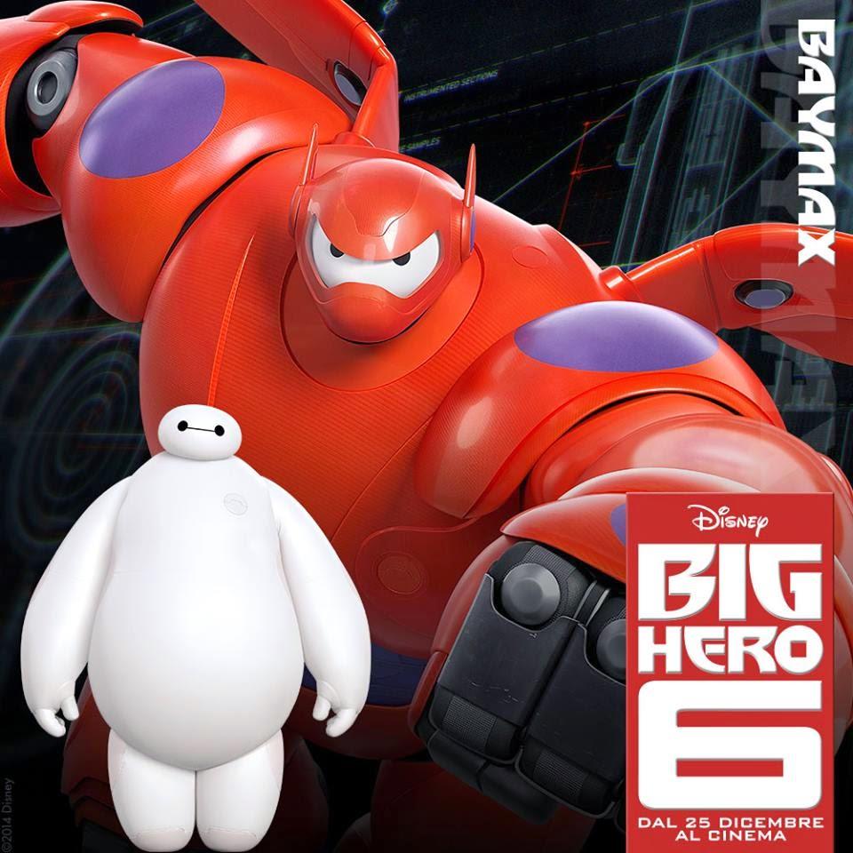 BIG HERO 6, IL NUOVO FILM DISNEY TRATTO DA UN FUMETTO MARVEL IN ARRIVO IN ITALIA