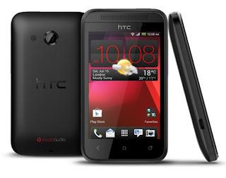 Spesifikasi HP HTC Desire 200 - Smartphone Murah Android