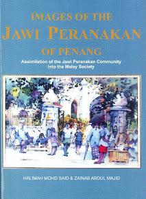 Image of The Jawi Peranakan of Penang oleh Halimah Mohd Said & zainab Abdul Majid