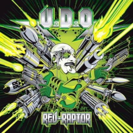 UDO – Rev-Raptor – Leatherhead y I Give As Good As I Get