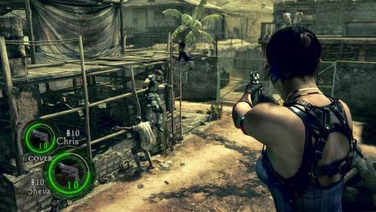 PC Games Resident Evil 5 Gold Edition