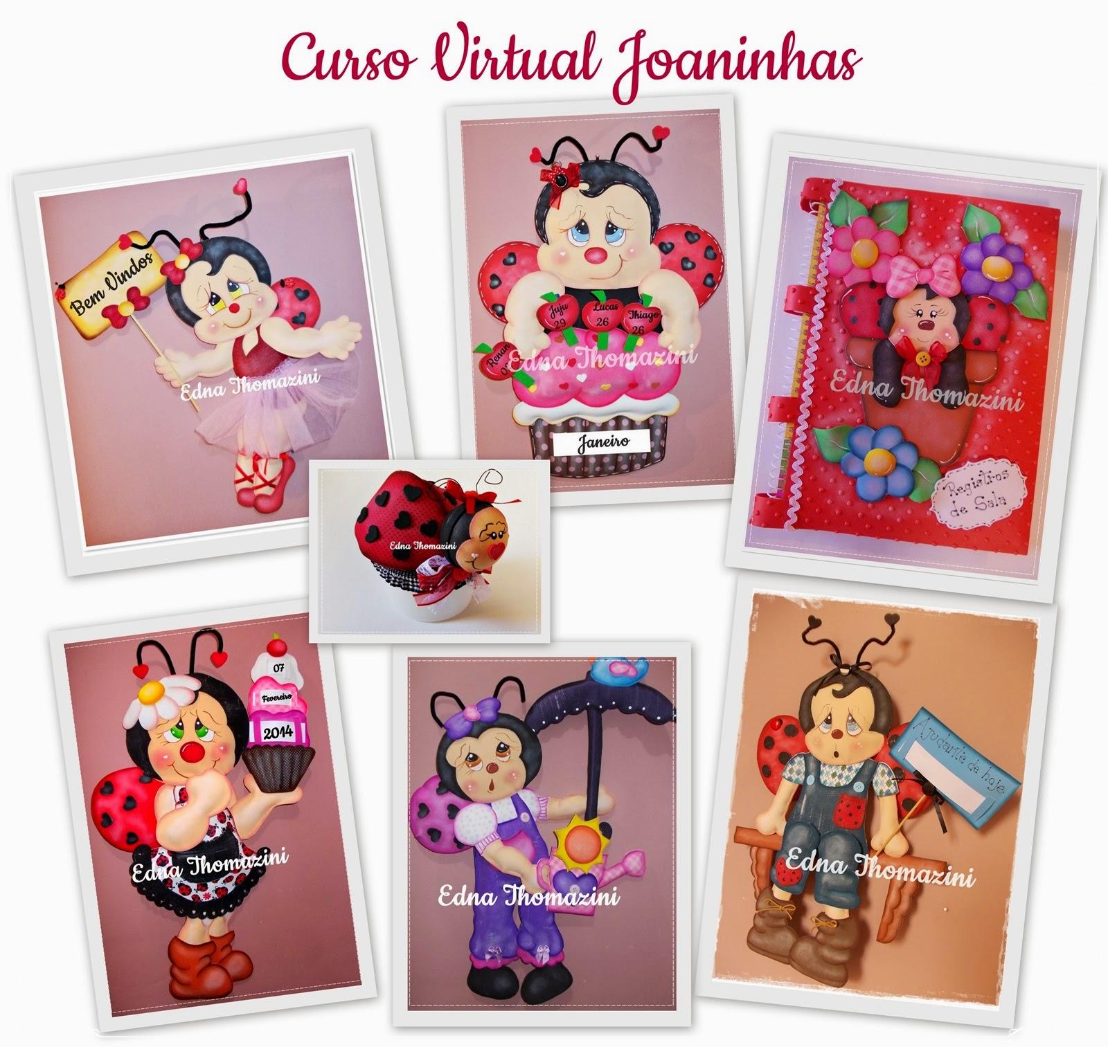 Curso Virtual Joaninhas