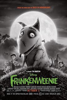 Ver Frankenweenie (2012) Online
