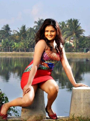 Ameesha Kavindi-Sri Lankan Actress