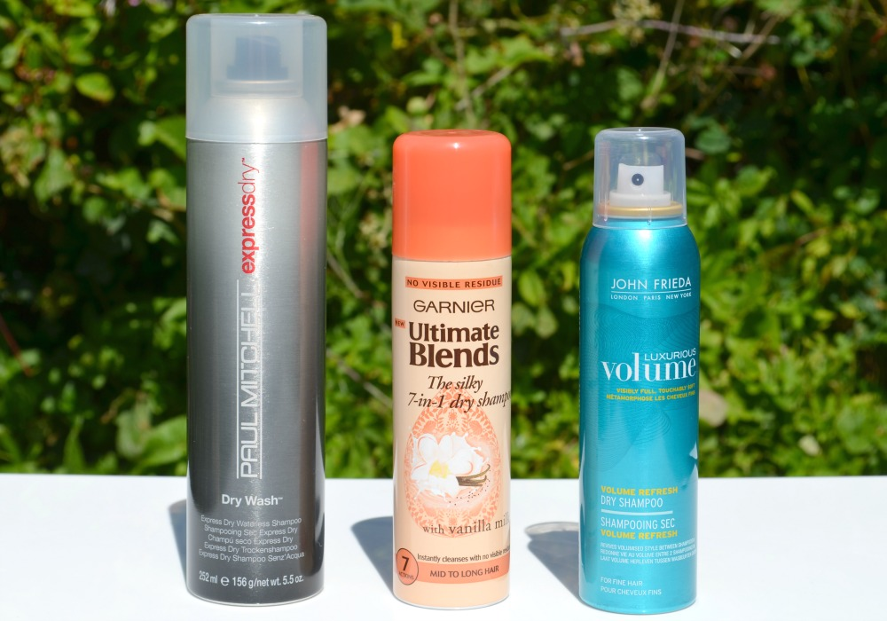DRY SHAMPOO; Under £5, Under £10 and Under £20... Which Is Best!