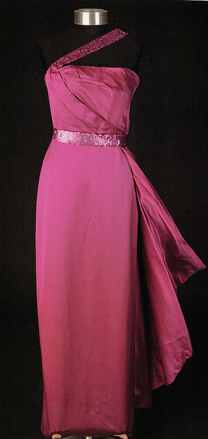 How to marry a millionaire dresses