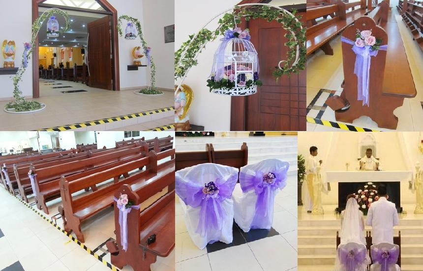 Malaysia online florist hummingbird florist puchong wedding wedding decoration junglespirit Choice Image