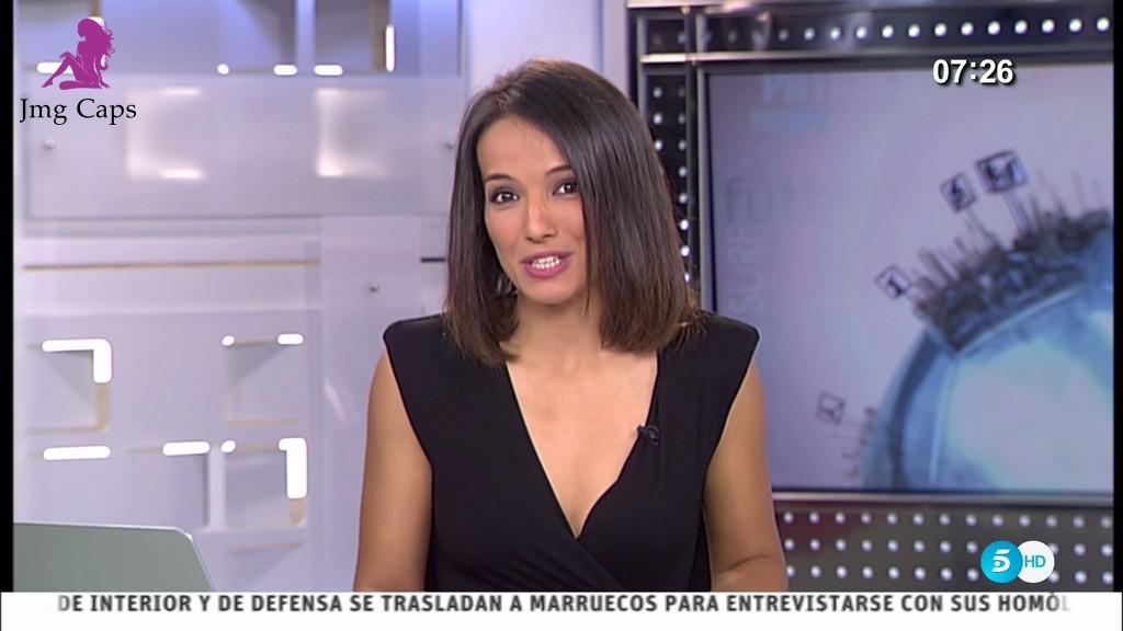 REBECA HARO, INFORMATIVOS TELECINCO (31.08.15)