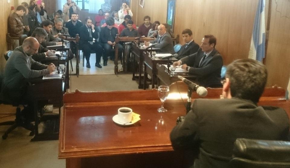 Megapase politico en el Concejo Deliberante