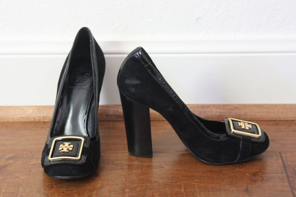 Bethann Wagner's must-have Tory Burch pumps