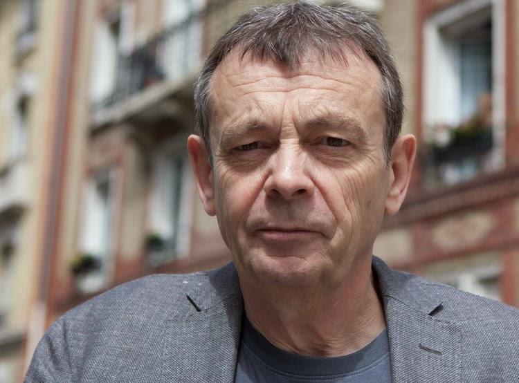 Entrevista a Pierre Lemaitre en Página Dos
