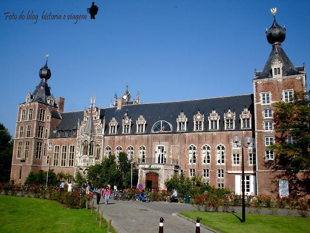 Arenbergkasteel Leuven