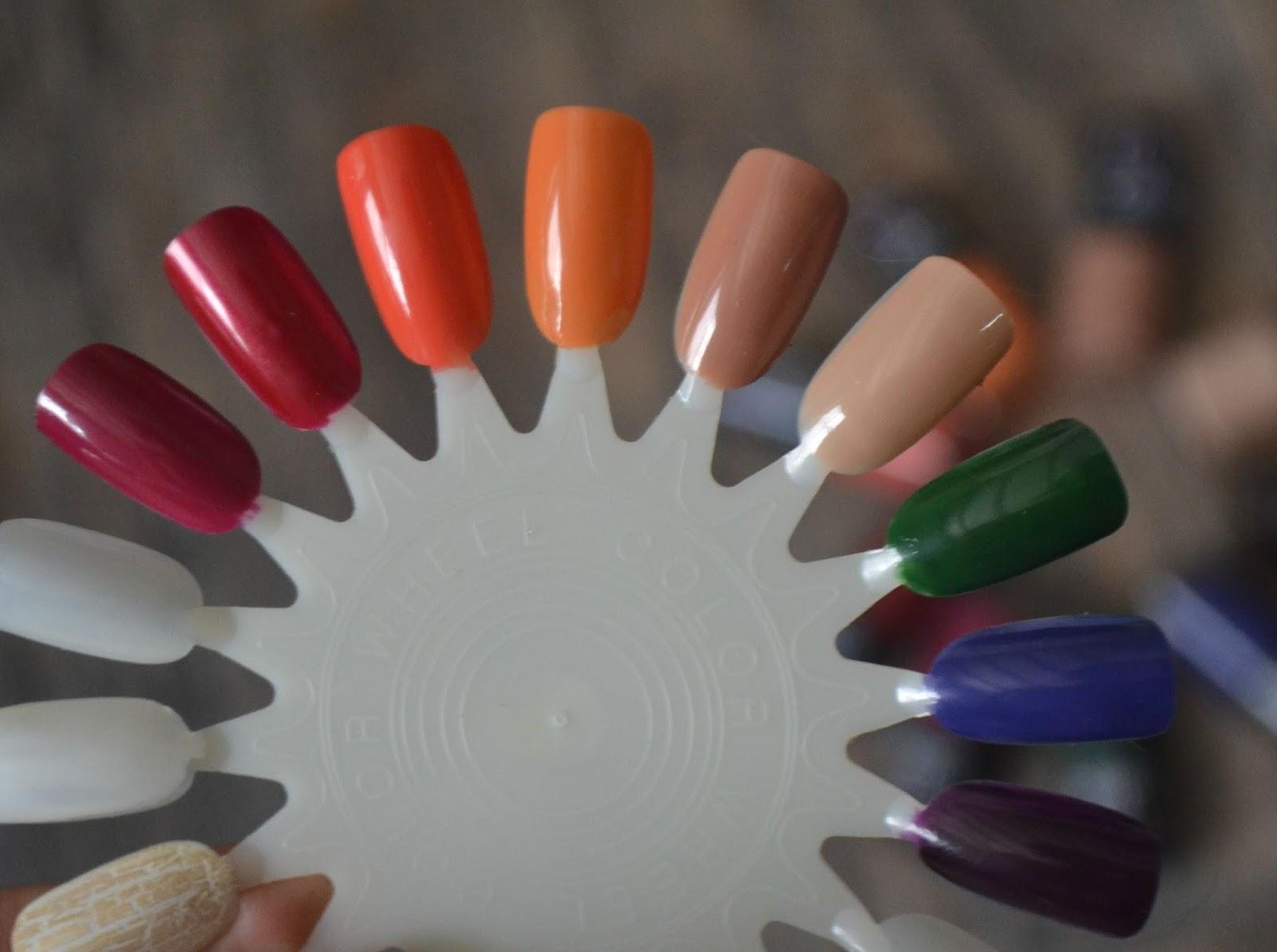 Fuerza , color y diversión : Nuevos esmaltes de CUTEX!! / BLOG DA PIMPA