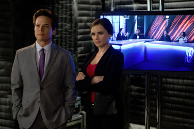 Scott Wolf pops up on this season of Perception