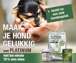 Platinum Hondenvoeding