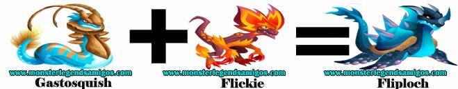 como obtener el monstruo fliploch en monster legends formula 3