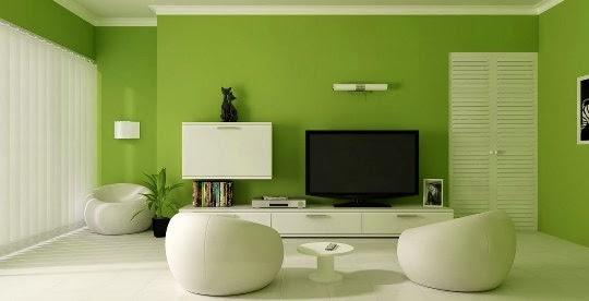 warna cat yang bagus rumah nyaman