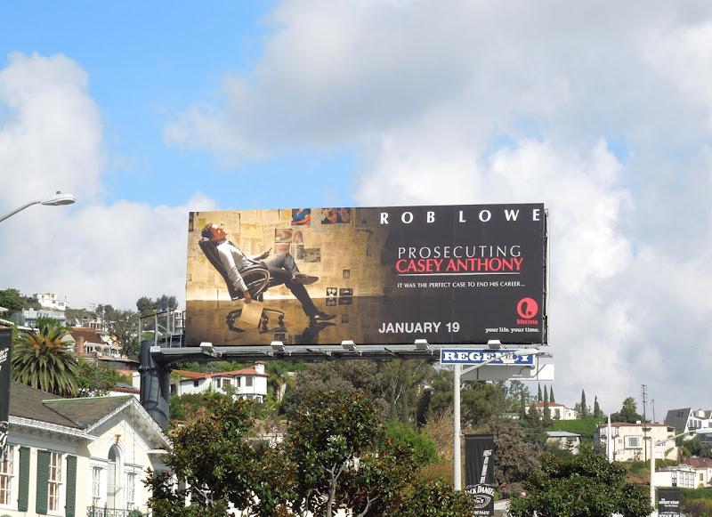 Prosecuting Casey Anthony TV billboard