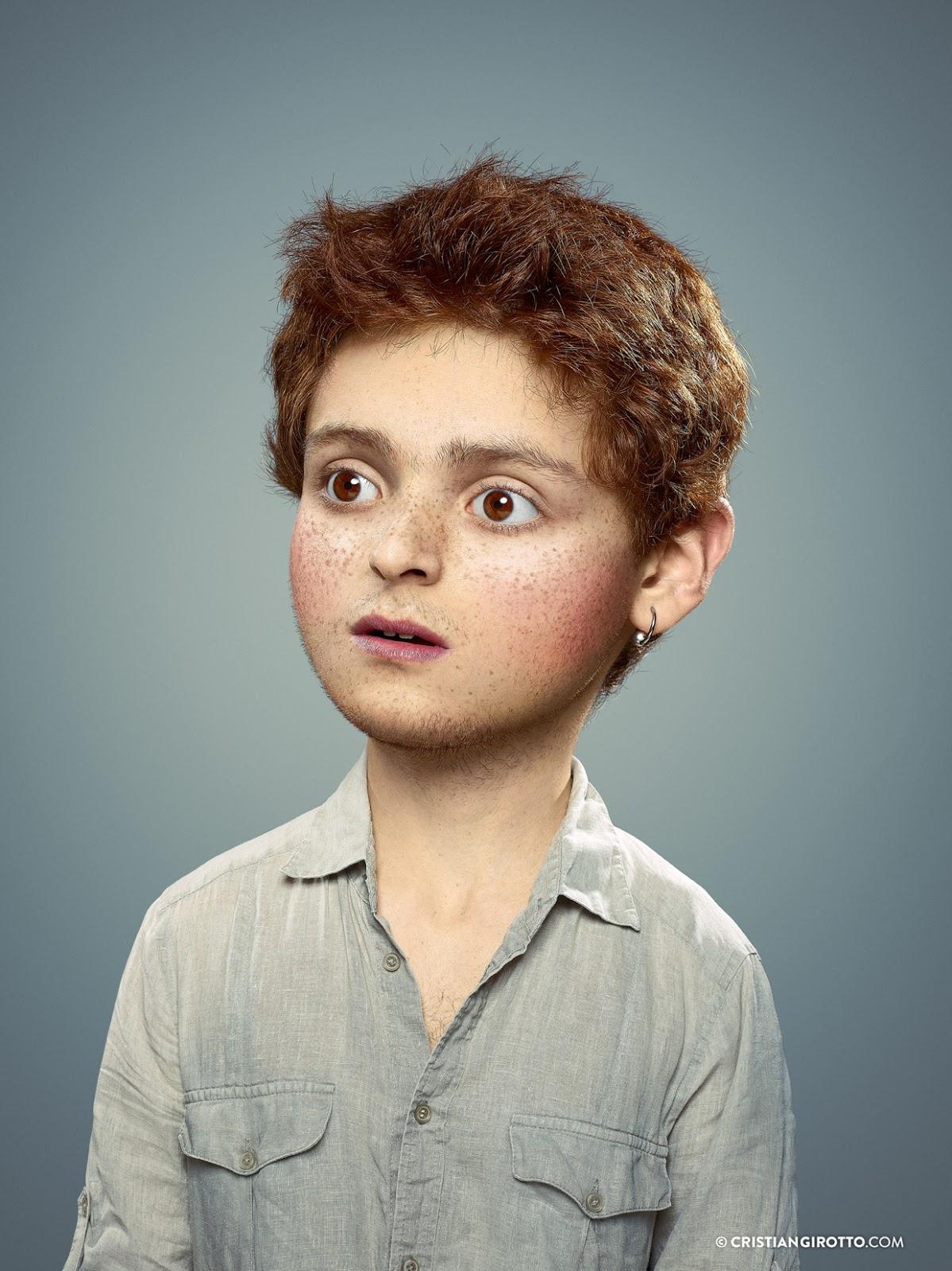 Cristian Girotto. L' Enfant Extérieur