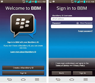 Download BBM Apk For Android Work Tested In Jelly Bean