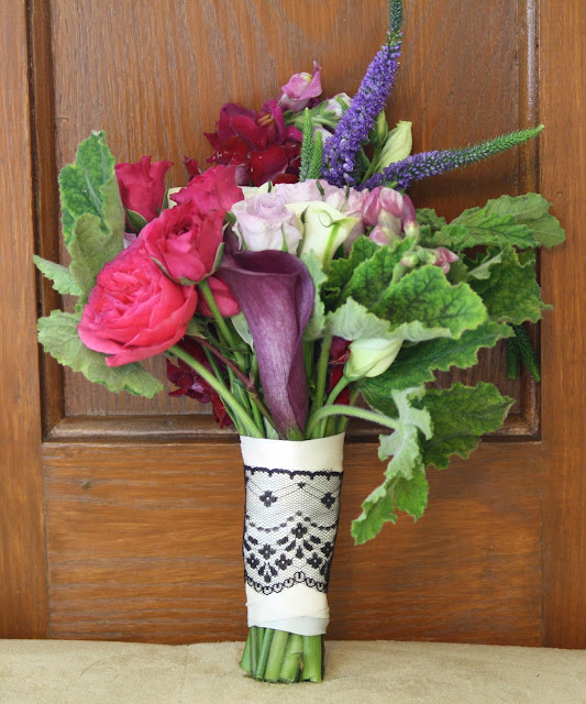 Splendid Stems Event Florals - Maid of Honor Bouquet
