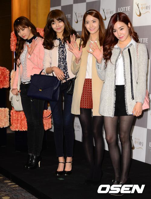 Pernikahan Sunye Wonder Girls