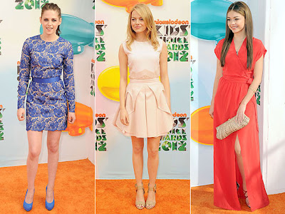 Best-Dressed-Ladies-At-The-2012-Kid's-Choice-Awards