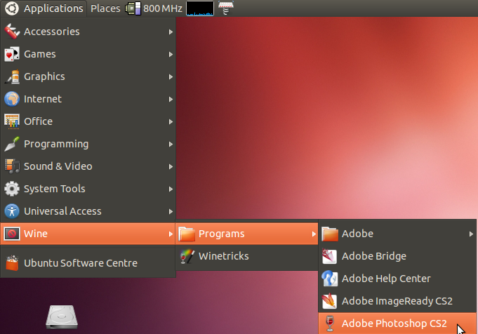 how to run windows programs on ubuntu without wine