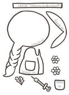 Worksheet. Moldes y Figuras de Sucha Foami fofuchas planas