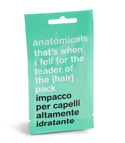 Anatomicals - That's When I fell for the leader of the (hair ) pack - Deep conditioning hair pack