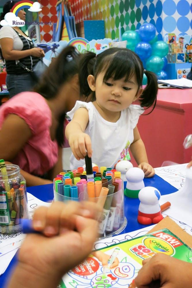 toddler arts