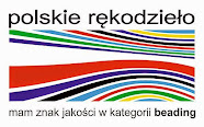 Zostałam wyróżniona Znakiem Dobrego Polskiego Rękodzieła:)
