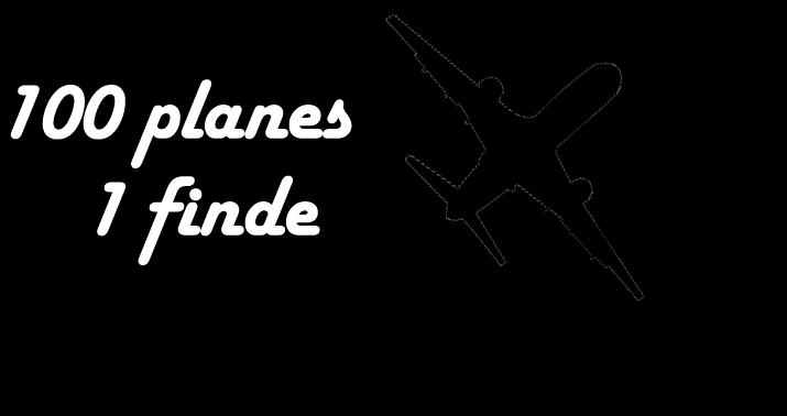 100 Planes, 1 Finde