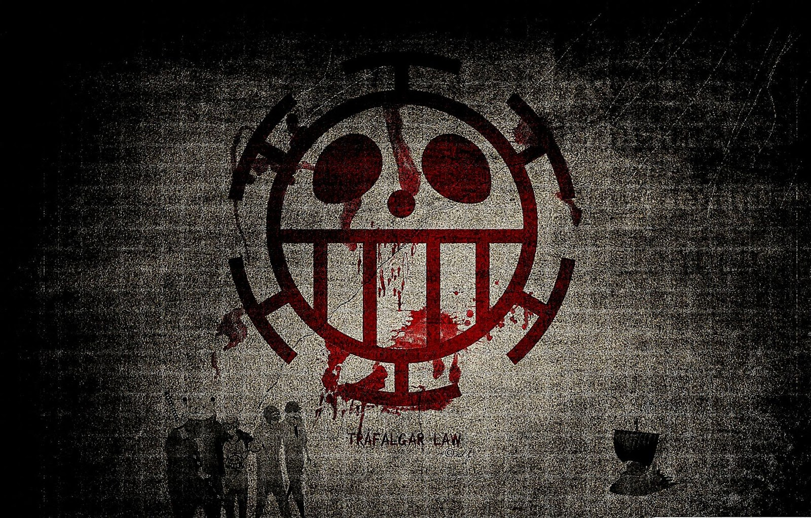 One Piece Logo Pirates Hd Wallpaper Important Wallpapers