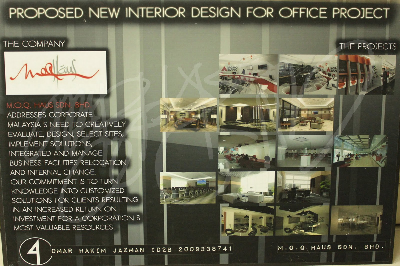 Learning Future Interior Designer Office Design Moqhaus Sdn Bhd