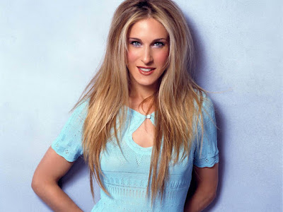Sex and City Beauty Sarah Jessica Parker Wallpaper
