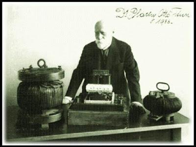Dr. Otto Titusz Blathy, en 1938