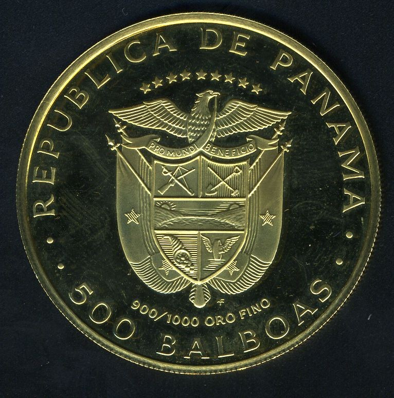 Gold And Silver Mining In Panama Mail: World Coins Museum