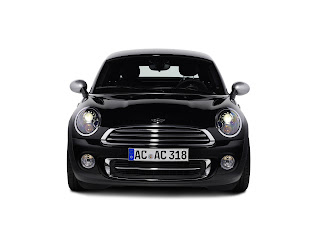 2012 Mini Cooper Coupe Front View HD Wallpaper