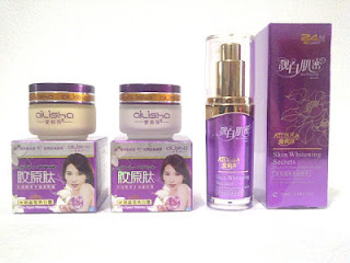 Cream Ailisha Hydra Crystal Whitening
