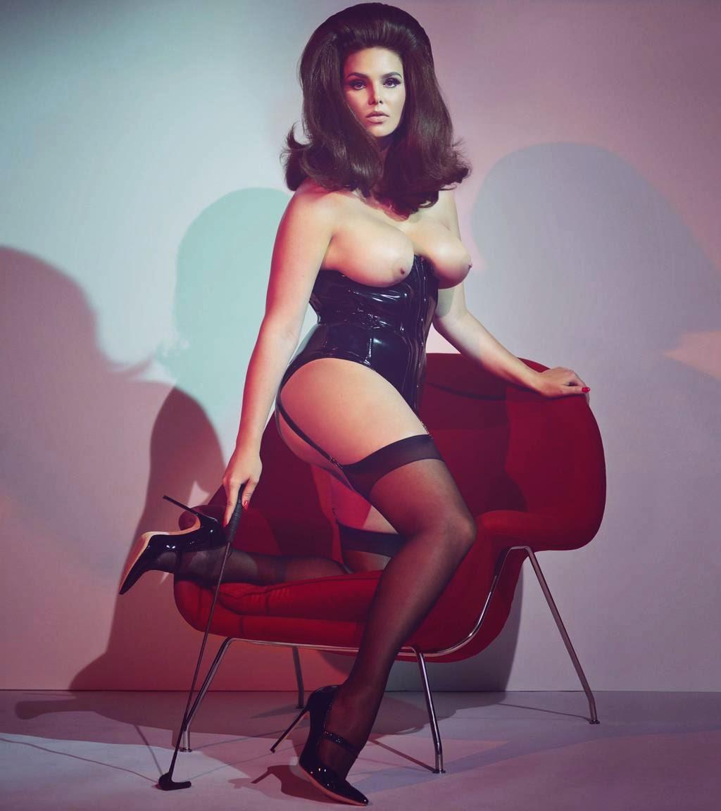 Candice Huffine Nude Photos 84