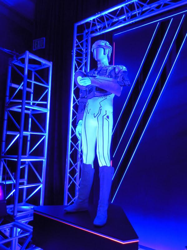 Dan Shor Ram Tron costume