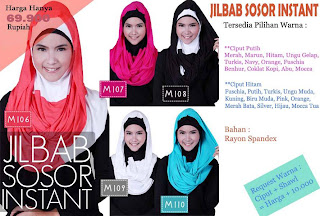 Jilbab Instant