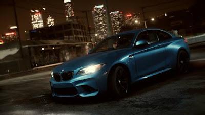 Πρεμιέρα της BMW M2 Coupé στο Need for Speed το Νοέμβριο
