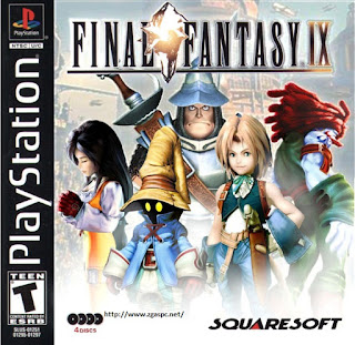 Free Download Games Final Fantasy IX PSX ISO Untuk Komputer Full Version ZGASPC