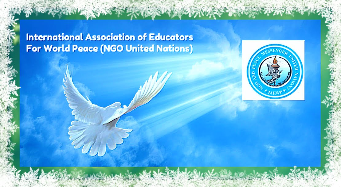 ... Association of Educators For World Peace (NGO ECOSOC United Nations