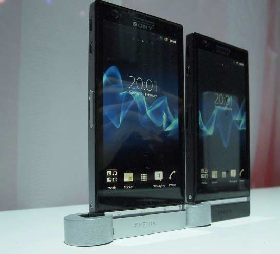 sony xperia nxt phone model number