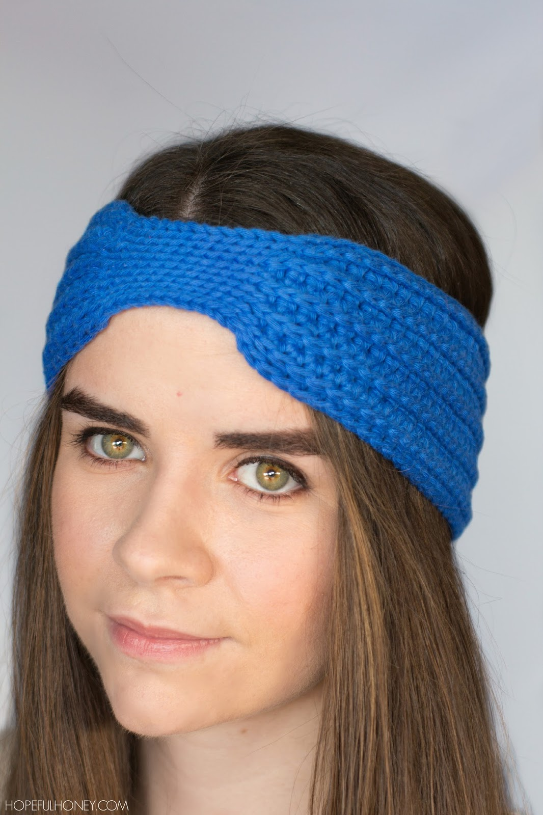 Free Crochet Pattern For Turban Headband : Hopeful Honey Craft, Crochet, Create: July 2015