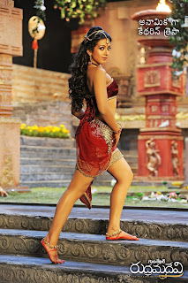Rudhramadevi release date wallpapers 001