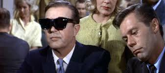 el hombre con rayos x en los ojos 1963